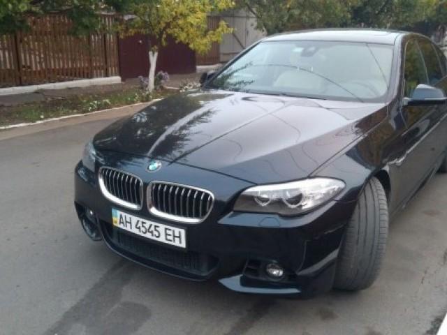 BMW F10 535 I