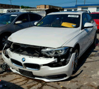 Типы повреждений автомобилей на страховых аукционах США: Copart, IAAI