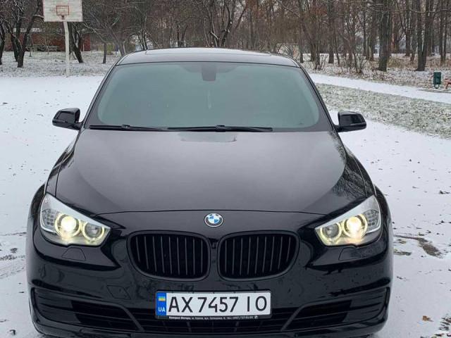 BMW 535 GT 2014