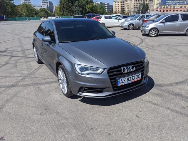Audi A3 Premium Plus 2015 Stage 2
